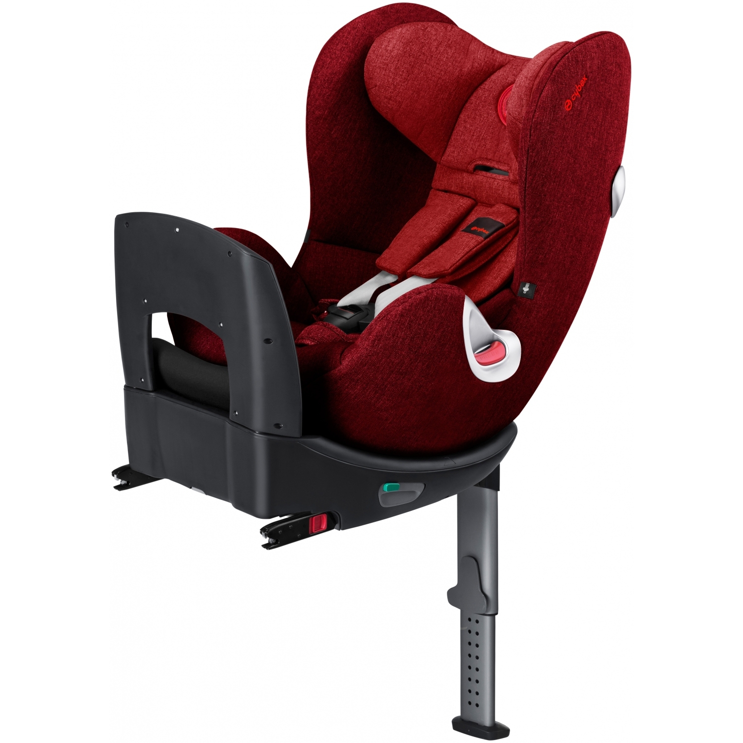 Автокресло Cybex Sirona Plus Hot Spicy