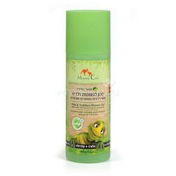 Гель для душа Mommy Care Kids&Toddlers Natural Shower Gel 1+1 400мл