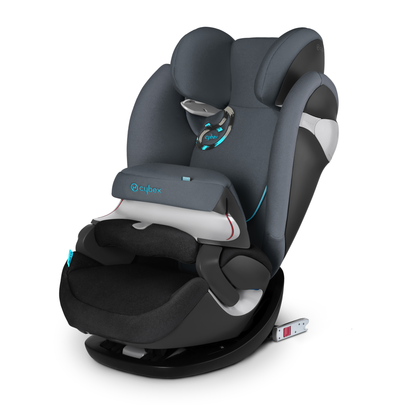 Автокресло Cybex Pallas M-Fix Black Sea