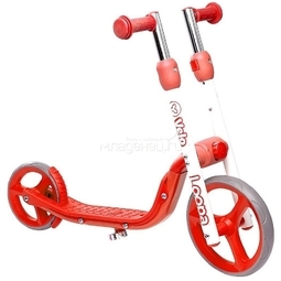 Беговел-самокат Y-Bike Y-volution Y-Velo Loopa Red