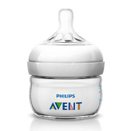 Бутылочка Philips Avent Natural 60 мл (0-6 мес)