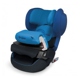 Автокресло Cybex Juno-Fix Heavenly Blue