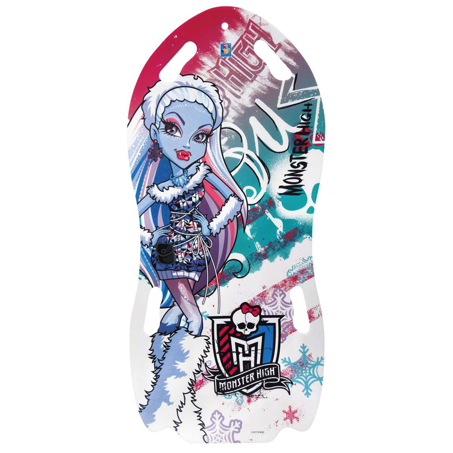 Ледянка 1toy Monster High для двоих 122 см