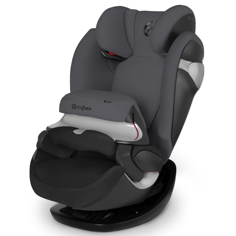 Автокресло Cybex Pallas M Phantom Grey