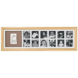 Рамочка Baby Art First Year Print Frame Натуральный