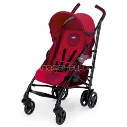 Коляска Chicco Lite Way Top Stroller Red