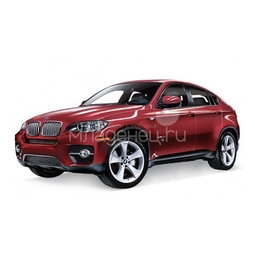 Машинка Welly BMW X6 (1:38)