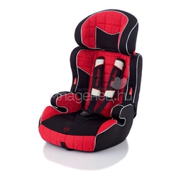 Автокресло Baby Care Grand Voyager Красное