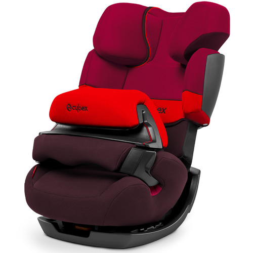 Автокресло Cybex Pallas Rumba Red 2014