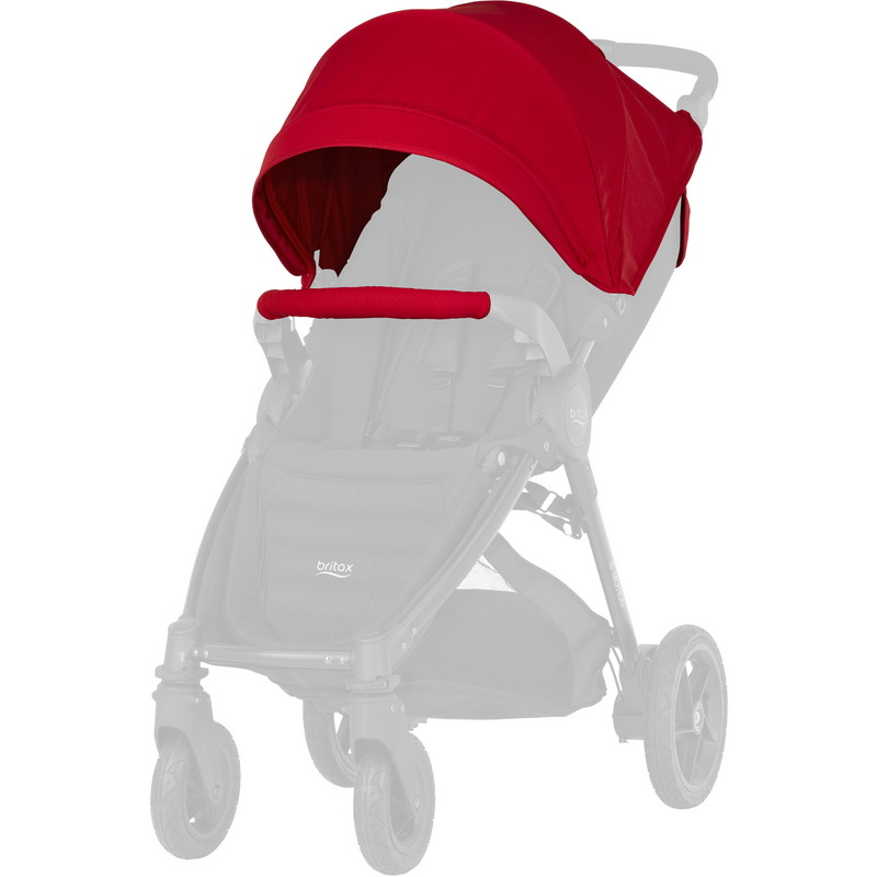 Капор для  коляски Britax Roemer B-Agile/B-Motion 4 Plus Flame Red