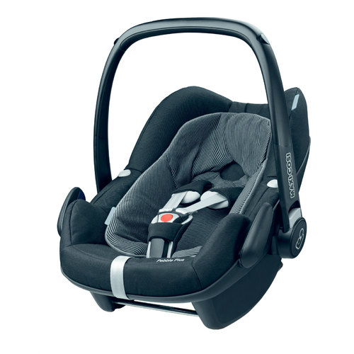 Maxi-Cosi Автокресло Maxi-Cosi Pebble + Black Raven idlamp 830 830 8pf whitechrome