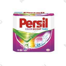Таблетки для стирки Persil Expert Color Эксперт Колор