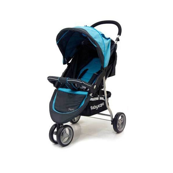 Коляскa Baby Care Jogger Lite blue