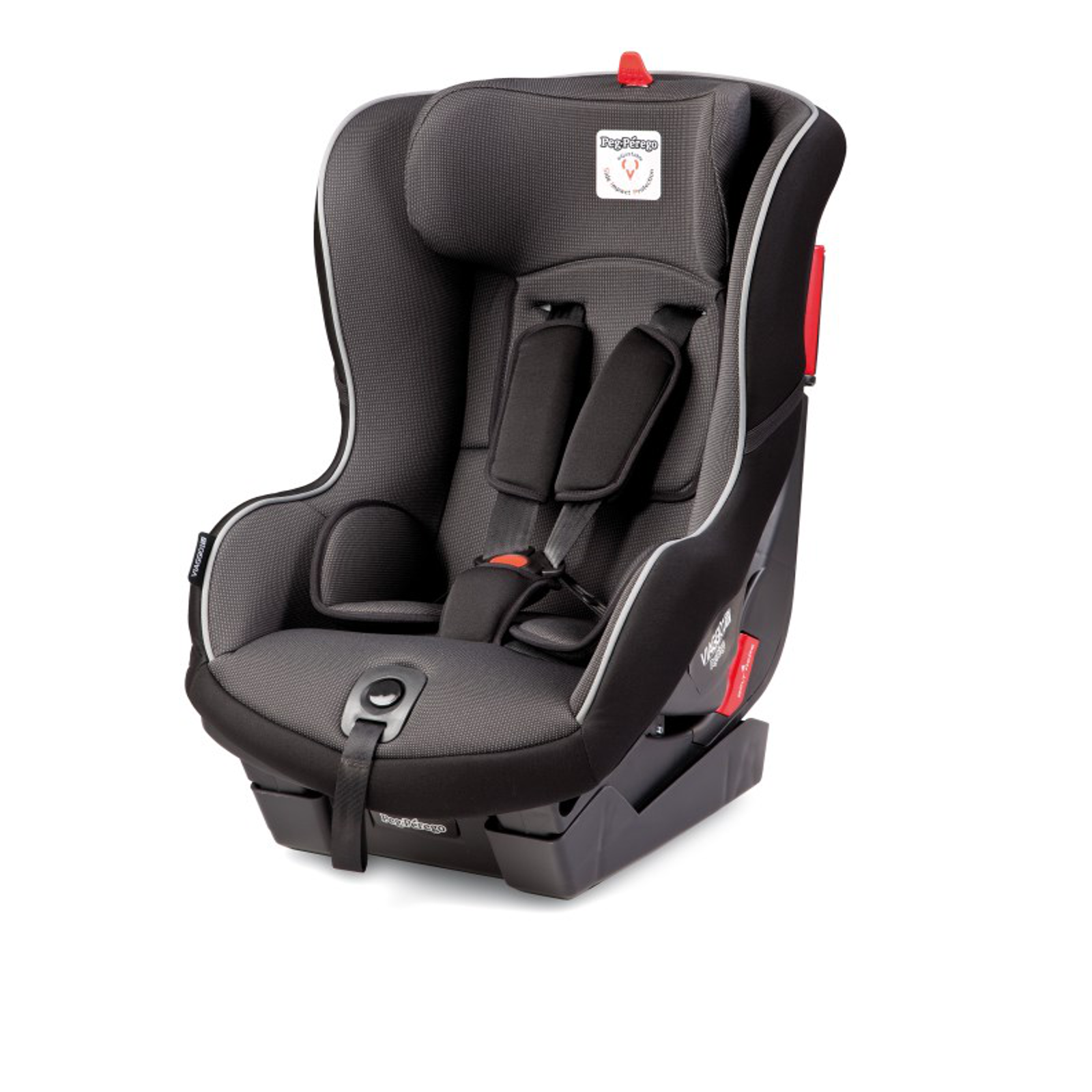 Автокресло Peg-Perego Viaggio DUO-FIX K Black (Peg Perego)