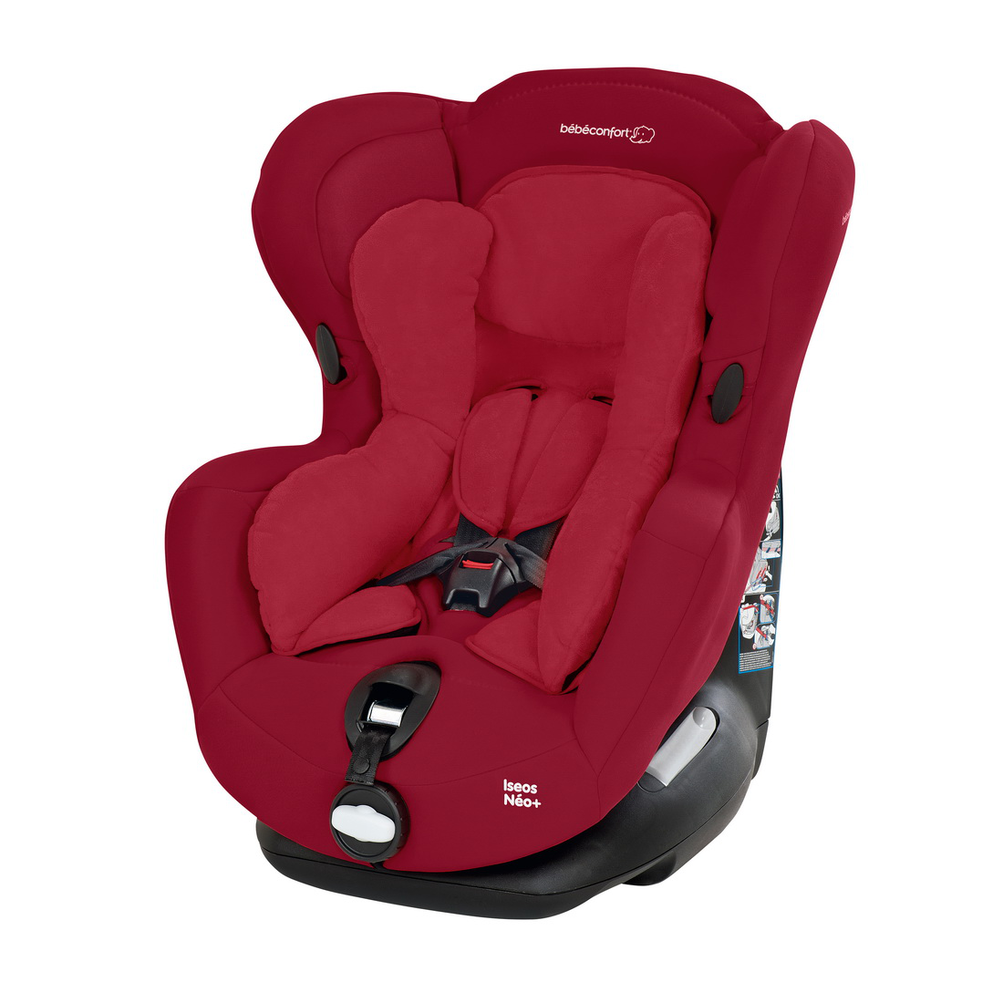 Автокресло Bebe Confort Iseos Neo Raspberry Red