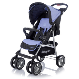 Коляскa Baby Care Voyager violet