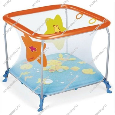 Манеж Brevi Soft & Play Blu Sea 0