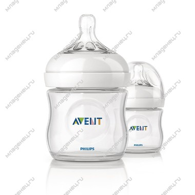 Бутылочка Philips Avent Natural  0