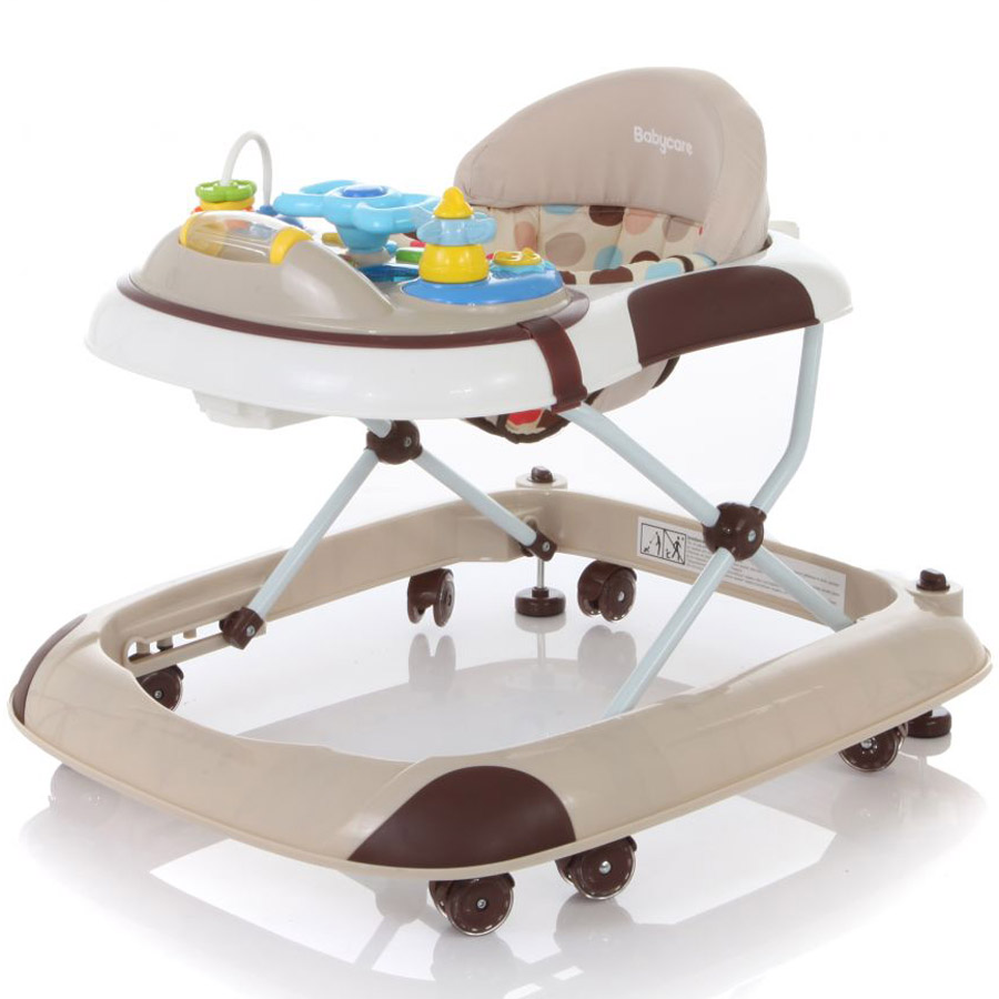 Ходунки Baby Care Step Beige