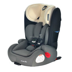 Автокресло Everflo Road Luxe Isofix 968HIP Grey