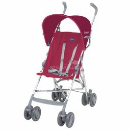 Коляска Chicco Snappy Stroller red wave