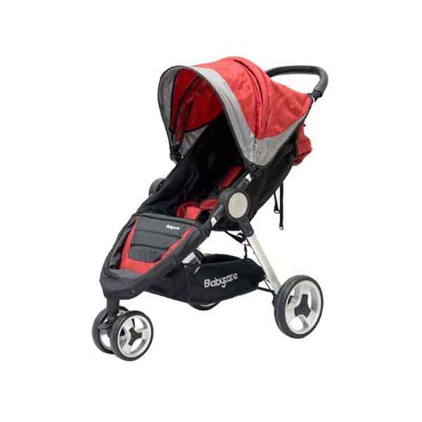 Коляскa Baby Care Variant 3 red