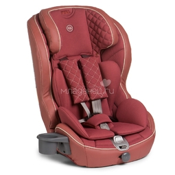 "Автокресло Happy Baby ""Mustang Isofix"" Bordo"