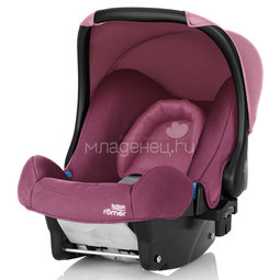 Автокресло Britax Roemer Baby-Safe Wine Rose