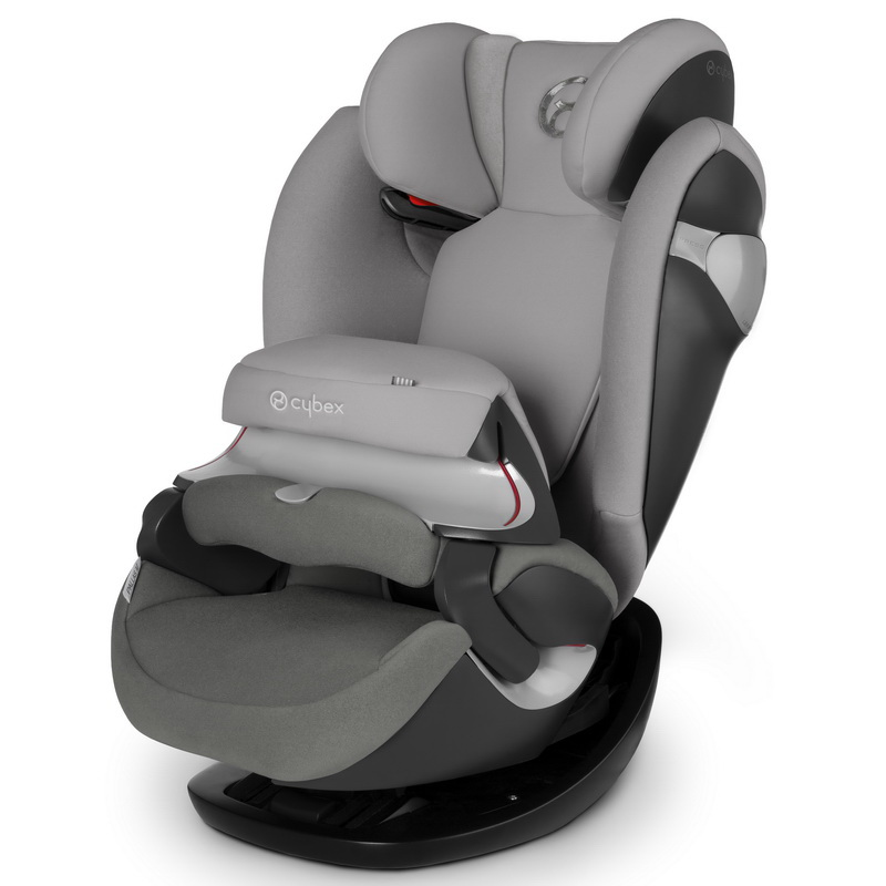 Автокресло Cybex Pallas M Manhattan Grey