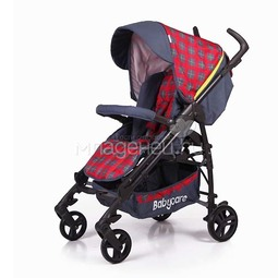 Коляскa Baby Care GT 4 red