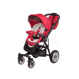 Коляскa Baby Care Suprim Solo red