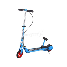 Самокат Y-Scoo 188 Push scooter Blue
