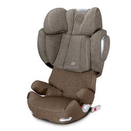 Автокресло Cybex Solution Q3-fix Plus Cashmere Beige