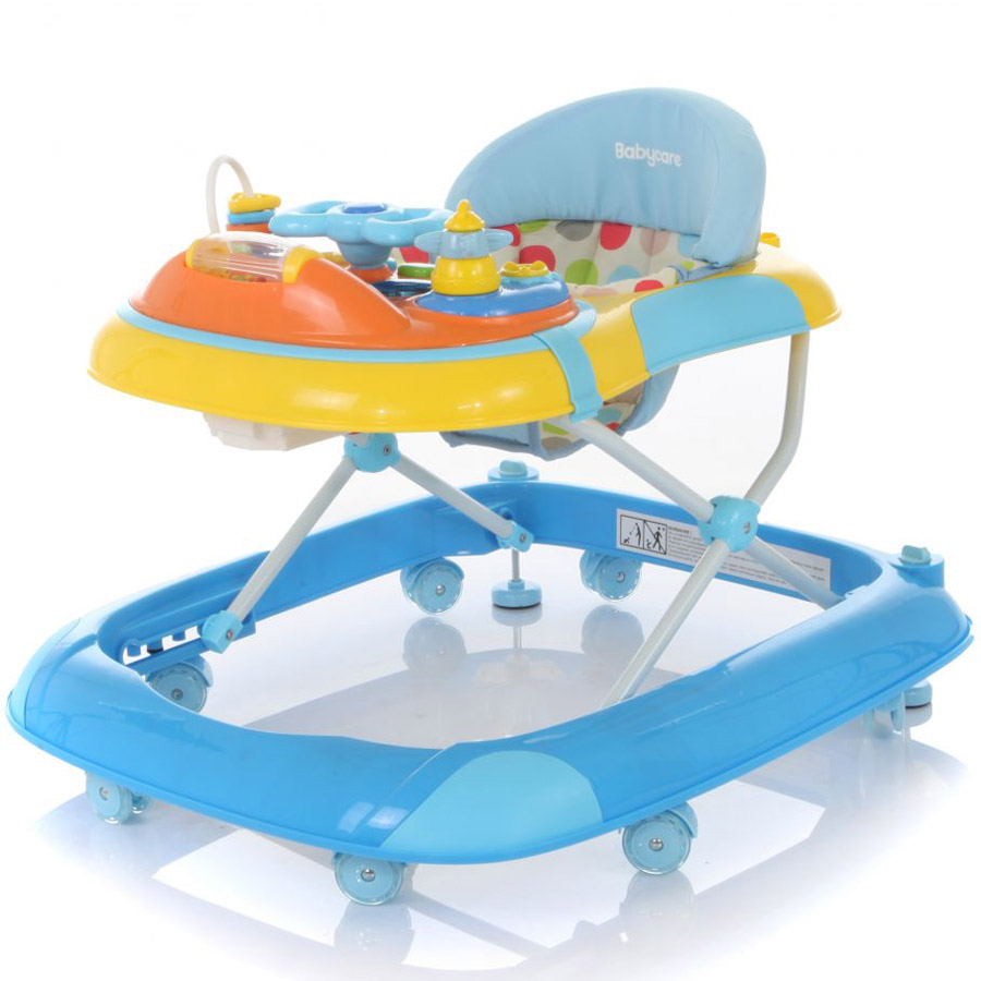 Ходунки Baby Care Step Blue