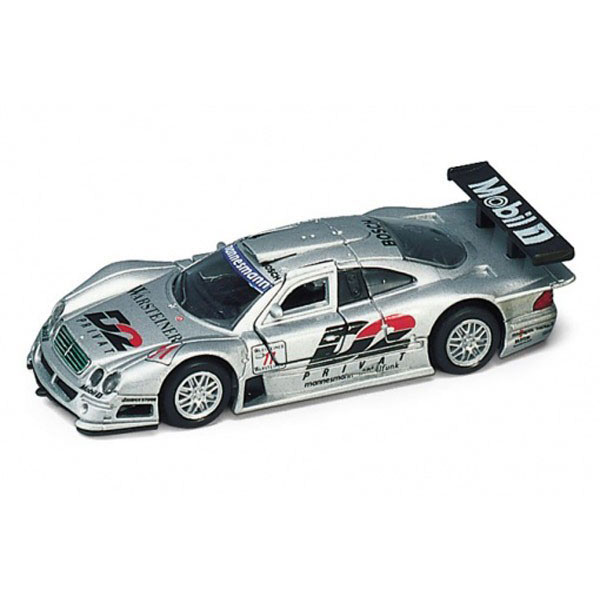 Машинка Welly MB CLK-GTR. 1:34-39