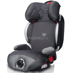 Автокресло Casualplay Protector Technical Grey
