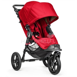Коляска Baby Jogger City Elite Single Красная