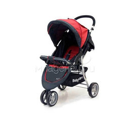 Коляскa Baby Care Jogger Lite red