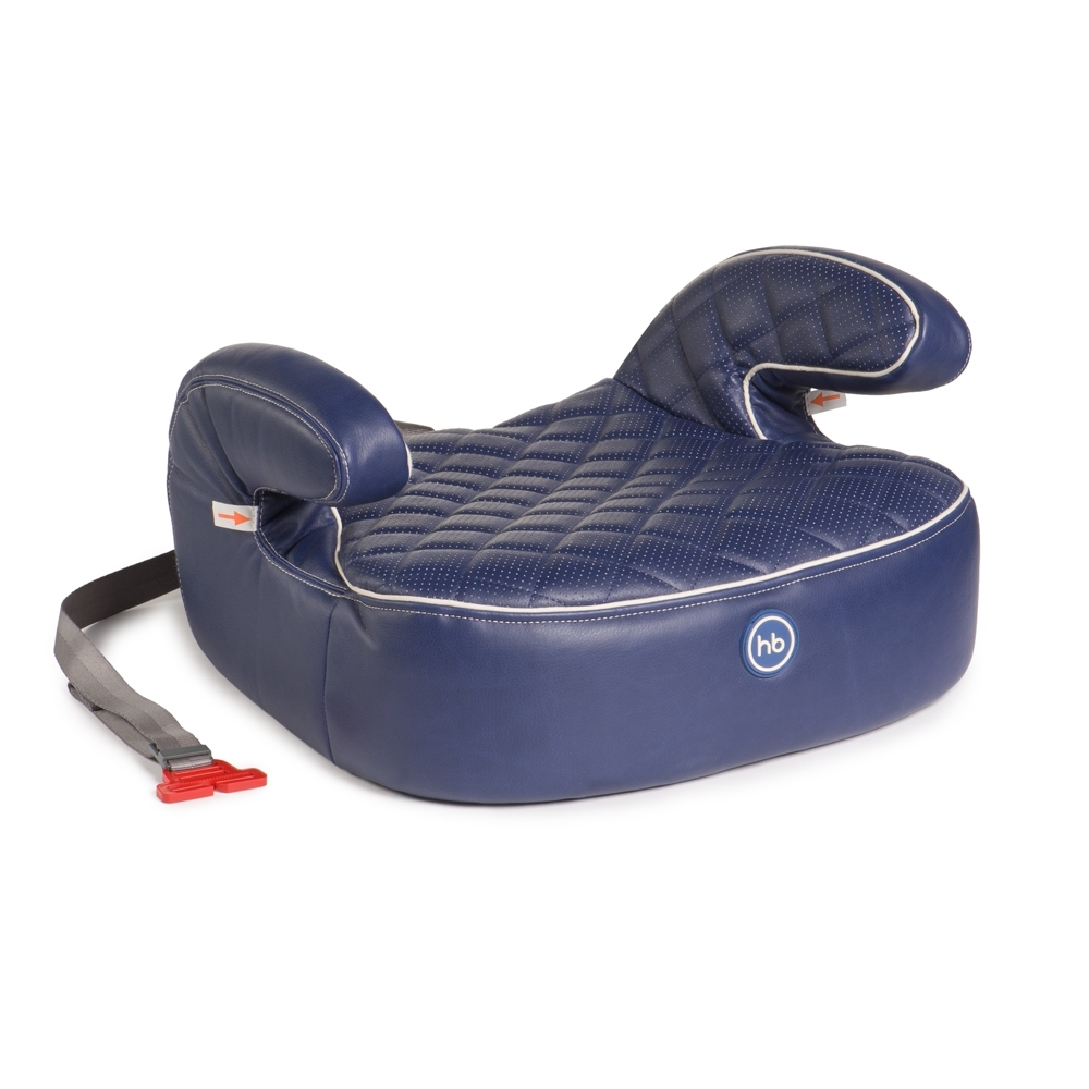 "Бустер Happy Baby ""Booster Rider Deluxe"" Blue"