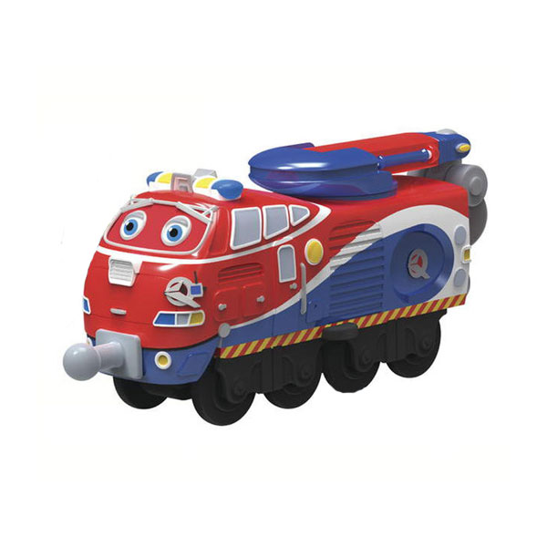 Паровозик Chuggington Джекман с 3 лет.