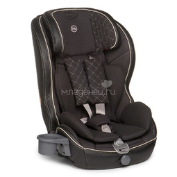 "Автокресло Happy Baby ""Mustang Isofix"" Black"