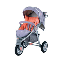 Коляска Happy Baby Neon Sport Orange