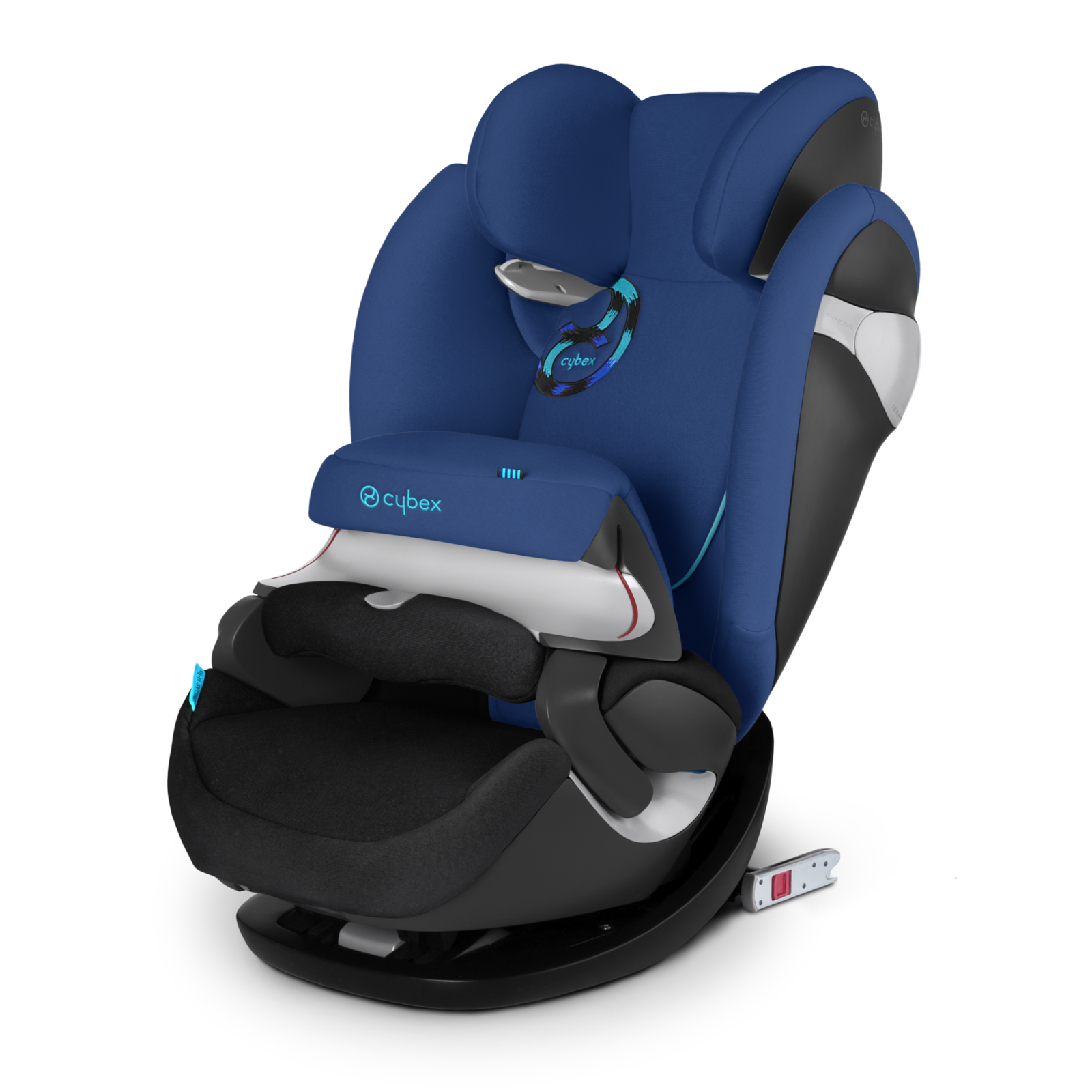 Автокресло Cybex Pallas M-Fix True Blue