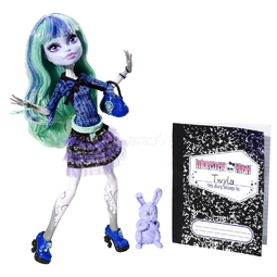 Кукла Monster High серии 13 Желаний Twyla