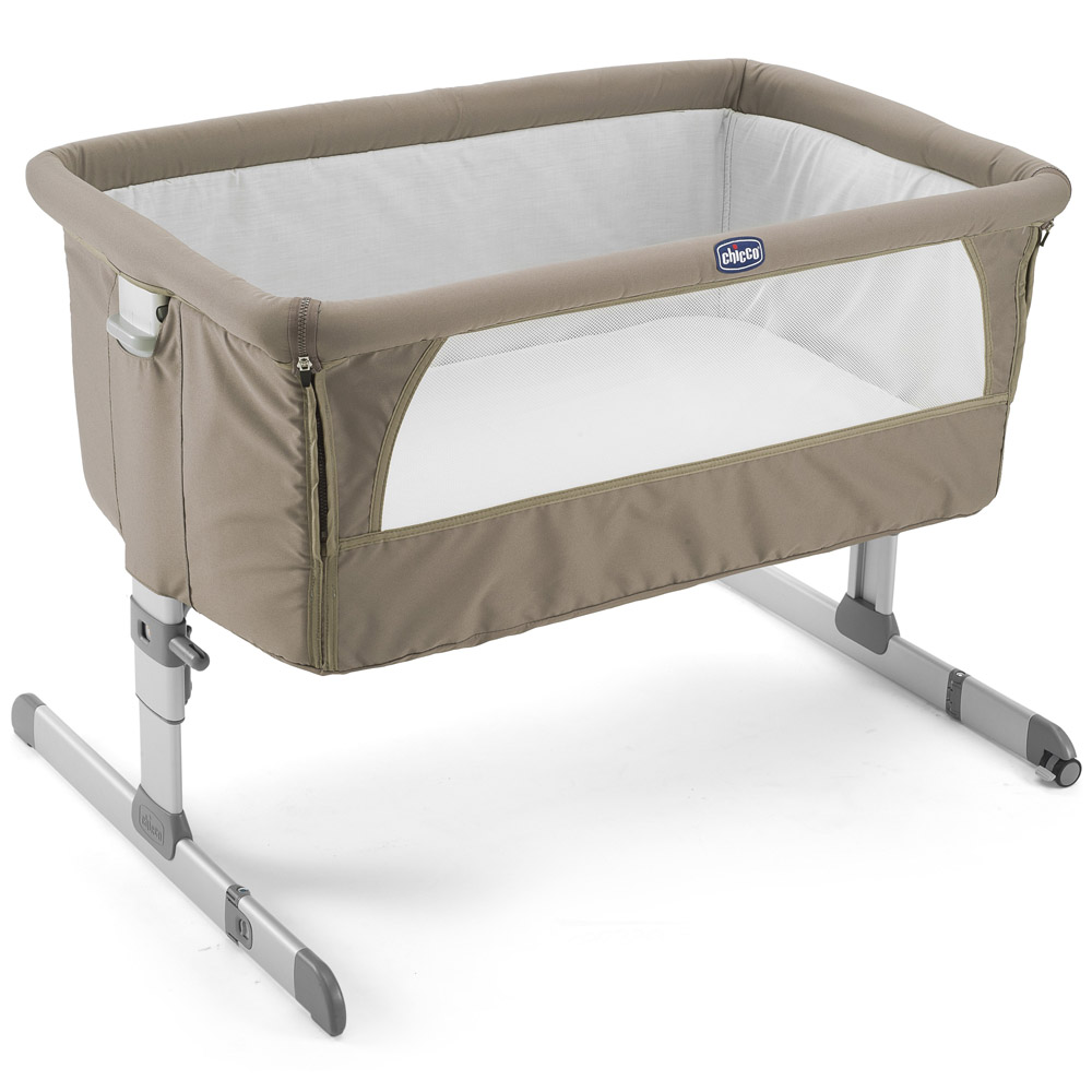 Колыбелька Chicco Next2me Dove Grey