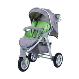 Коляска Happy Baby Neon Sport Green
