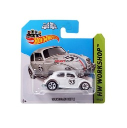 Мотогонщики Hot Wheels для треков Volkswagen Beetle