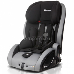 Автокресло Casualplay Multifix с Isofix Technical Grey