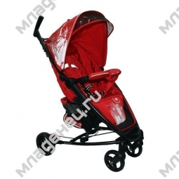 Коляскa Baby Care New York red