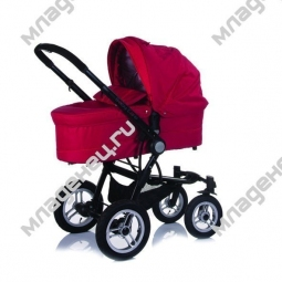 Коляскa Baby Care Calipso 2 в 1 red